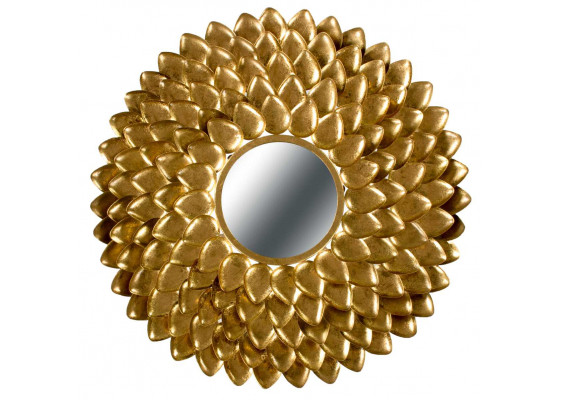 Настенное зеркало Susie SM190 Gold
