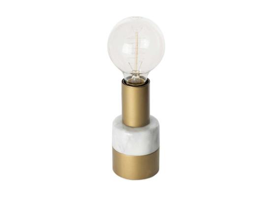 Настольная лампа Candle KM Grey