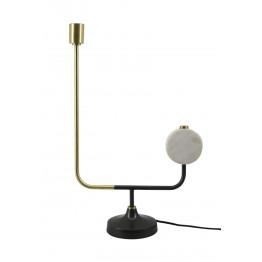 Настольная лампа Ellfa M277 White