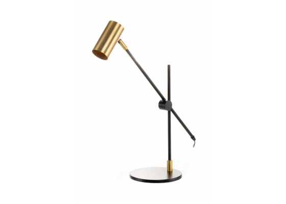 Настольная лампа Togo M125 Black/Gold