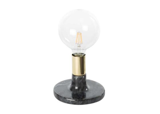 Настольная лампа Dallas KM Black/Gold