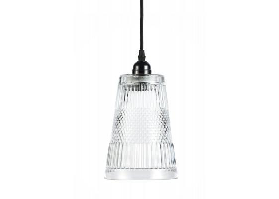 Подвесной светильник Jay S Clear/Black