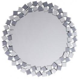 Настенное зеркало Laguna S1825 Silver/Grey