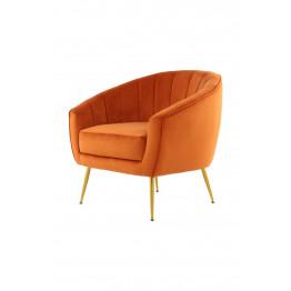 Кресло Doreen Orange