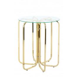 Стол Dirk SM110 Gold