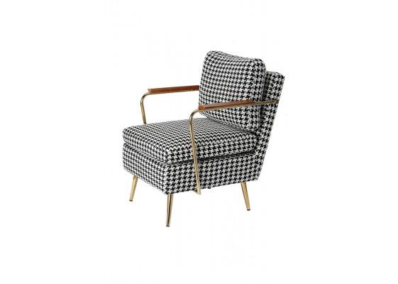 Кресло Oregon TDM100 Black/White