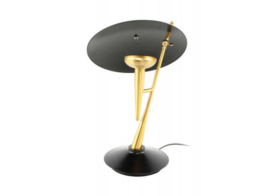 Настольная лампа Monaco M125 Black/Gold