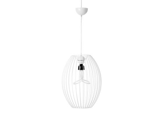 Подвесной светильник Agata M White