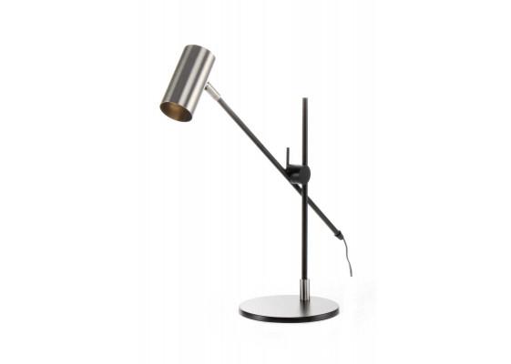 Настольная лампа Togo M125 Black/Silver