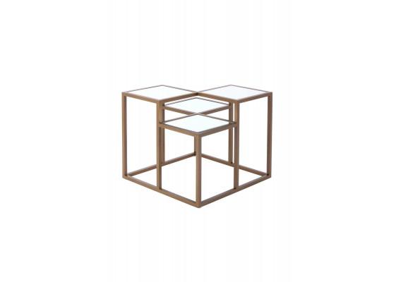 Стол Quatro SM525 Bronze