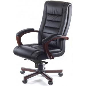 Офисное кресло Gaspar EX MB Black (LC-A)