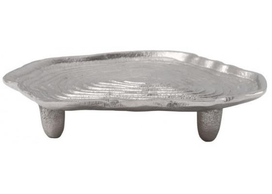 Декоративный поднос Art 225 Silver