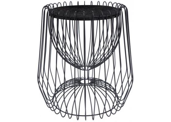 Стол Spider M225 Black