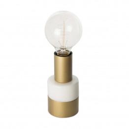 Настольная лампа Candle KM White