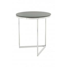 Стол Robin SM225 Black/Silver