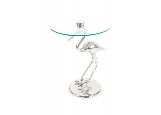 Стол Bird SM125 Silver