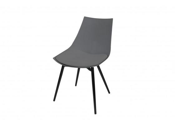 Стул Nik TM310/4 Grey/Black