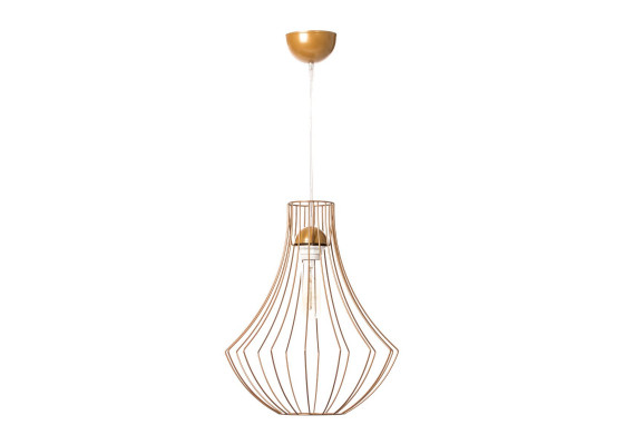 Подвесной светильник Alex M Gold