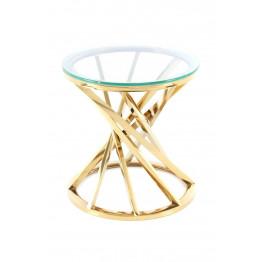 Стол Favor SM125 Copper/Gold