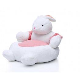 Детское кресло Bugs T197 White/Pink