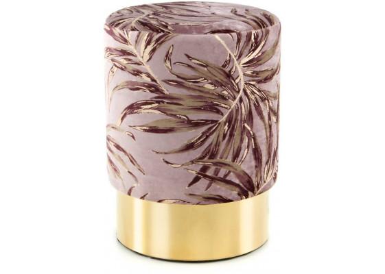 Пуф Caramel T225 Violet/Gold