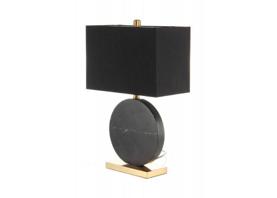 Настольная лампа Diva MK125 Black/Gold/Black