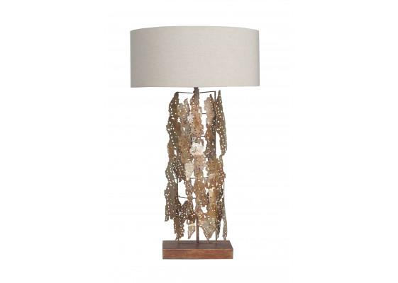 Настольная лампа Ice L Gold