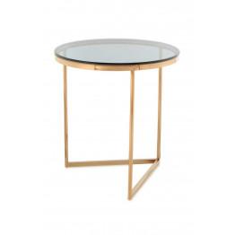 Стол Robin SM225 Grey/Pinkgold