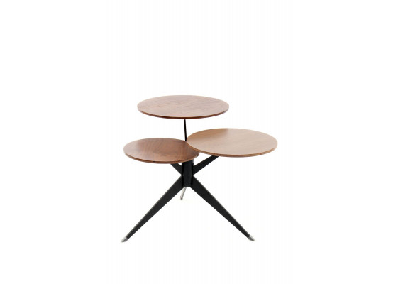 Стол Triplex SM110 Brown/Black