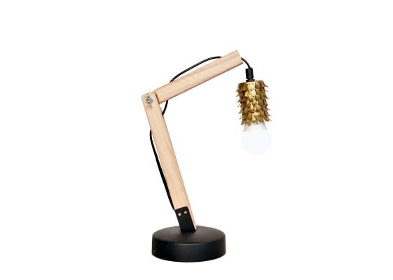 Настольная лампа Monga MD IV Brass