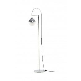 Напольная лампа Lemar SM125 White/Silver