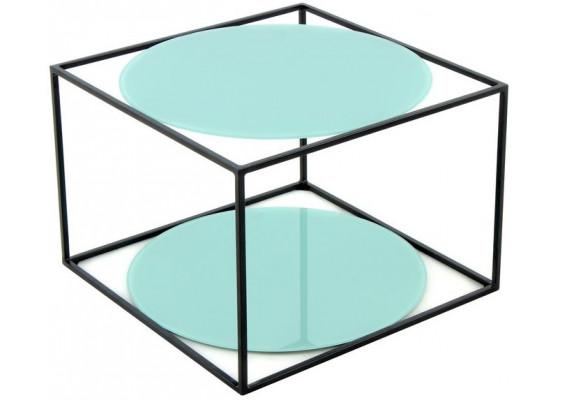 Стол Cube SM110 Green/Black