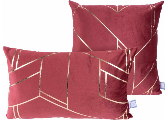 Набор подушек Prisma 125 Red/Gold