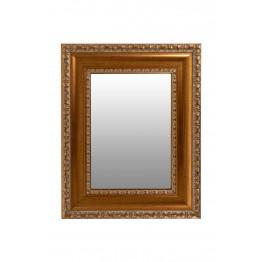 Настенное зеркало Foster S125 Gold