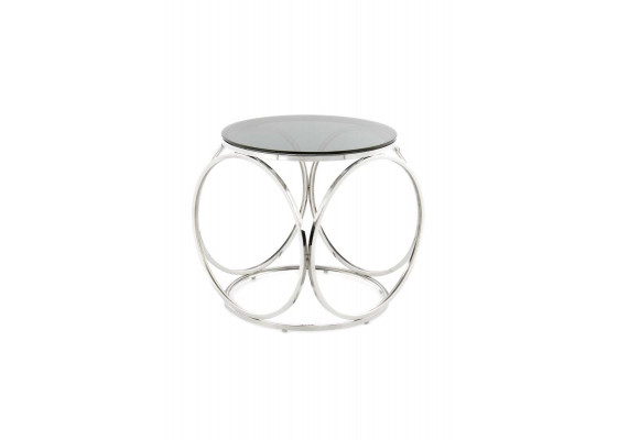 Стол Kurt SM225 Black/Silver