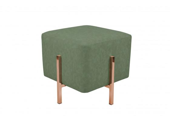 Пуф-стул Dik TDM100 Green/copper