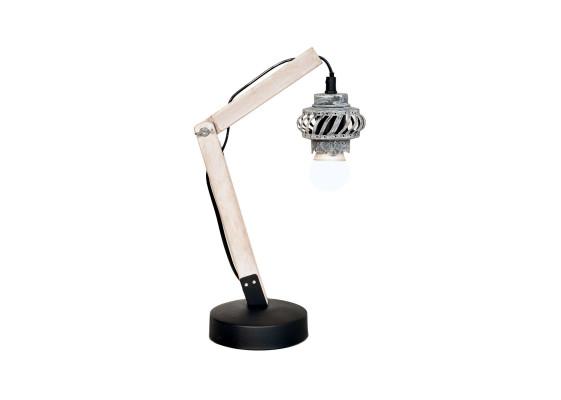 Настольная лампа Monga MD V Grey