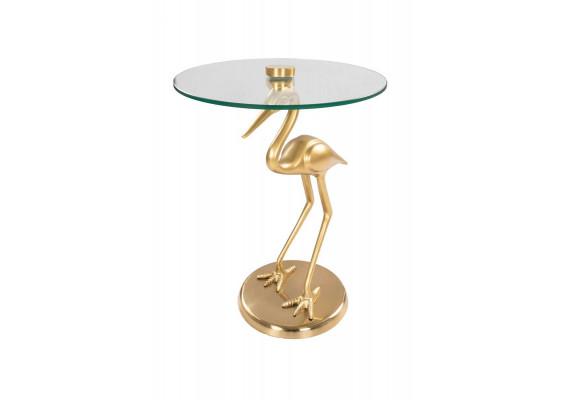 Стол Bird SM125 Gold