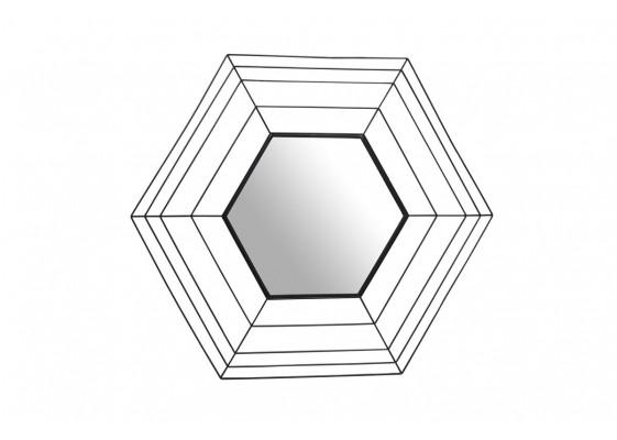 Настенное зеркало Roma SM110 Black
