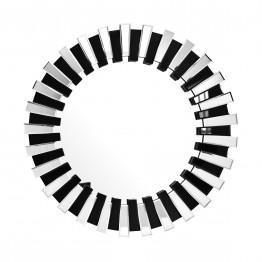 Настенное зеркало Mandos SM910 Silver/Black