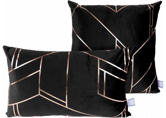 Набор подушек Prisma 125 Black/Gold