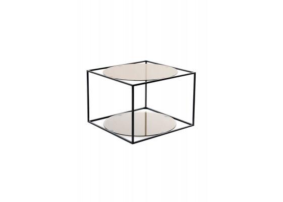 Стол Cube SM110 Grey/Black