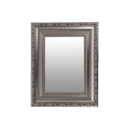 Настенное зеркало Foster S125 Silver/Grey