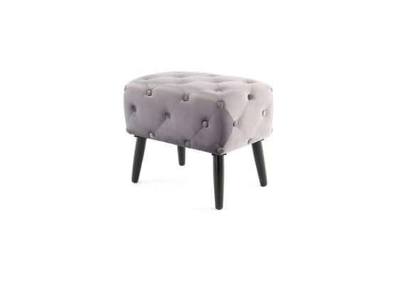 Табурет Comfort T125 Grey/Black