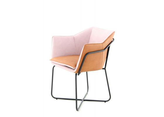 Стул Flex TDM100 Pastellviolett /Terrakotta