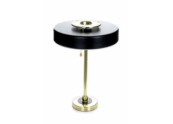 Настольная лампа Fobos KM Black/Gold