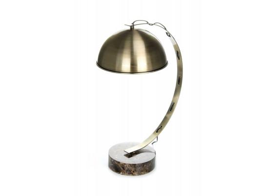 Настольная лампа Proxi KM Brass/Marble