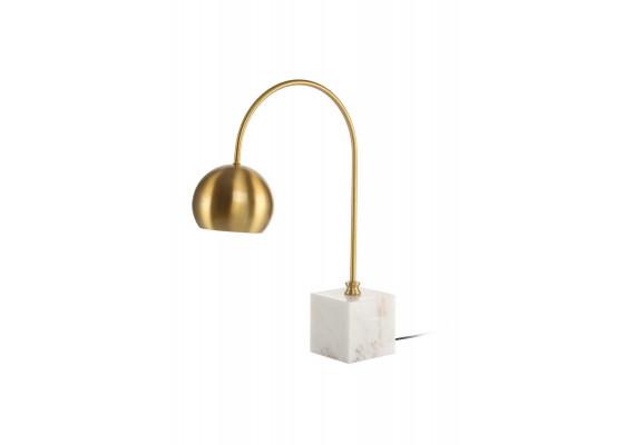 Настольная лампа Eva MK125 White/Gold