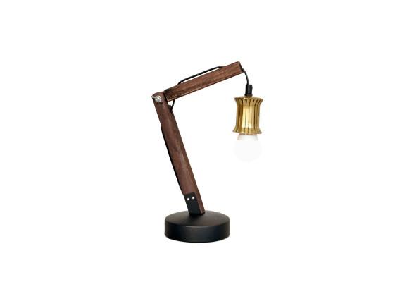 Настольная лампа Monga MD VII Brass