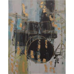 Картина Drums 75х100 cm